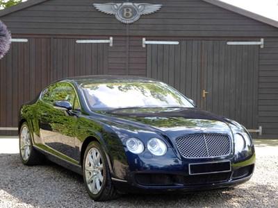 Lot 57-2005 Bentley Continental GT