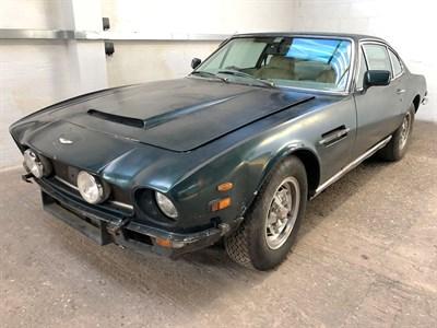 Lot 22-1972 Aston Martin DBS V8