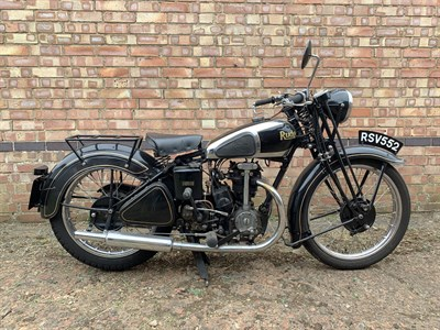 Lot 26-1933 Rudge Sports
