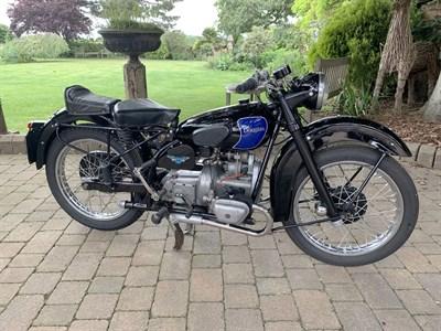 Lot 9-1949 Douglas MK5