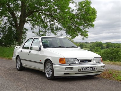 Lot 46-1988 Ford Sierra Sapphire RS Cosworth
