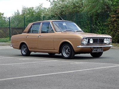 Lot 20 - 1970 Ford Cortina MKII 1600 E