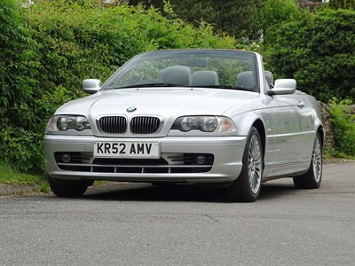 Lot 70 - 2002 BMW 320Ci