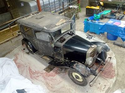 Lot 2 - 1928 Graham Paige 614 Sedan
