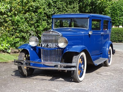 Lot 7 - 1930 Essex Super Six Saloon