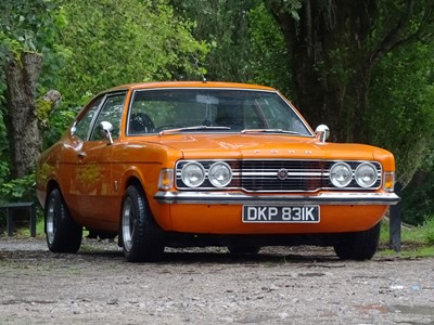 Lot 38 - 1972 Ford Cortina GT