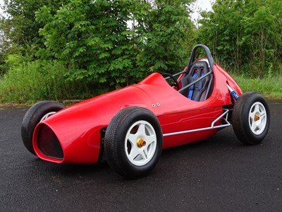 Lot 37 - 1996 Formula Classic Single Seater