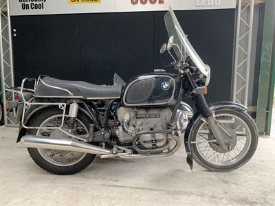 Lot 84-1975 BMW R60/6 Combination