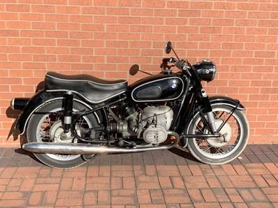 Lot 85-1964 BMW R60/2