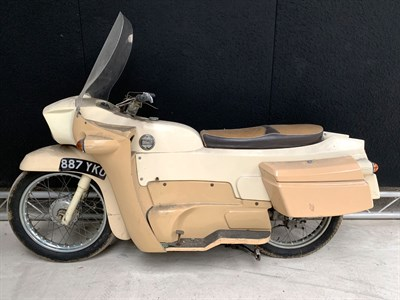 Lot 86-1958 Velocette LE Vogue