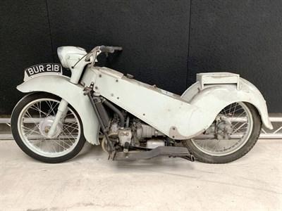 Lot 87-1964 Velocette LE