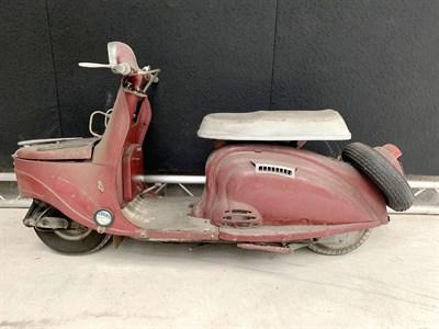 Lot 91-1959 Peugeot 157B