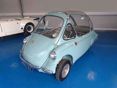 Lot 18 - 1960 Heinkel Type 153