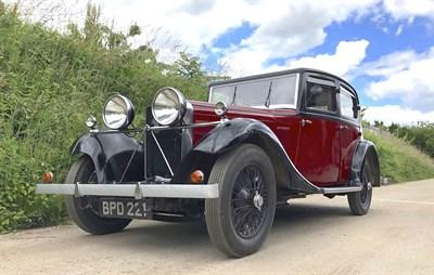 Lot 25 - 1934 Talbot 65 Saloon