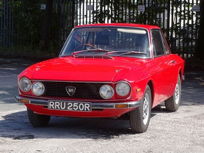 Lot 63 - 1977 Lancia Fulvia Coupe 3