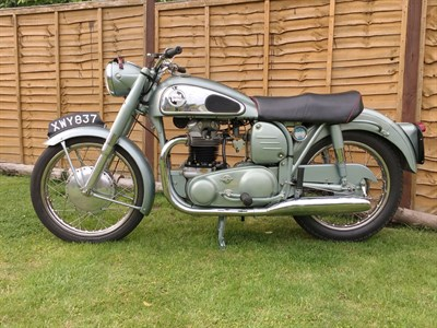 Lot 22-1959 Norton Dominator 99