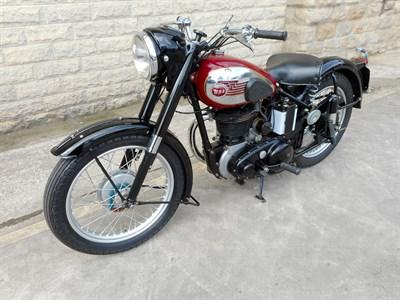 Lot 54-1953 BSA B31