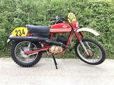 Lot 33-1975 Jawa 350cc