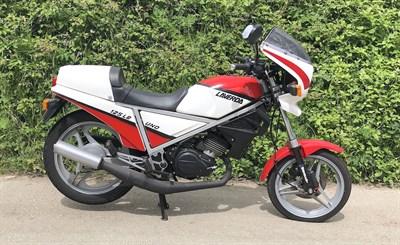 Lot 36-1985 Laverda LB 125 Uno