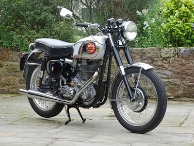Lot -1960 BSA DBD34 Gold Star