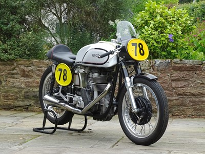 Lot -1960 Norton Manx 30M