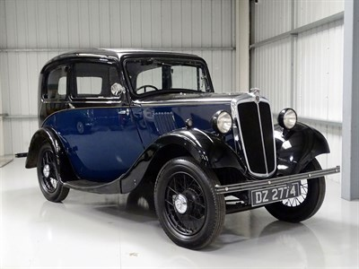 Lot 29 - 1936 Morris Eight Saloon