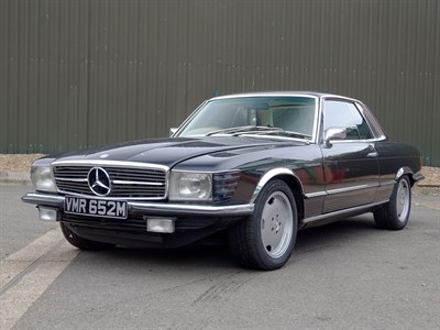 Lot 96 - 1974 Mercedes-Benz 450 SLC