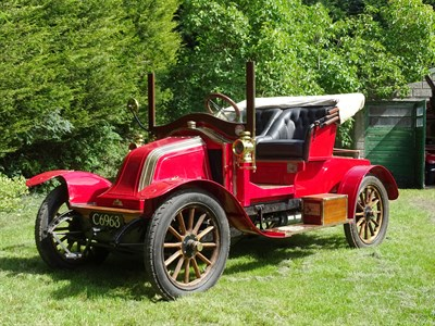 Lot 55 - 1912 Renault AX Tourer