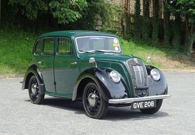 Lot 47 - 1948 Morris Eight Series E
