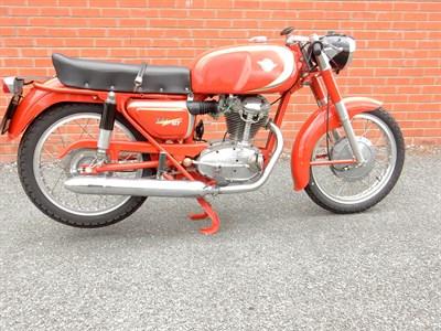 Lot 41-1965 Ducati 200 GT