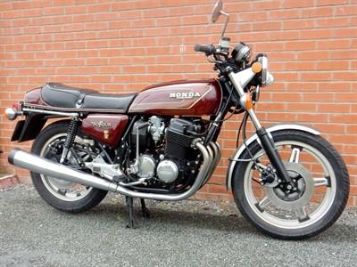 Lot 43-1978 Honda CB750 F2