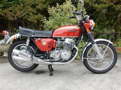 Lot 44-1970 Honda CB750 K0