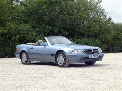 Lot 13 - 1994 Mercedes-Benz SL 280