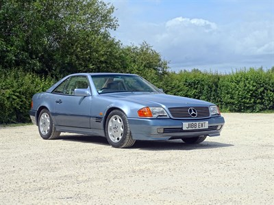 Lot 9 - 1991 Mercedes-Benz 300 SL