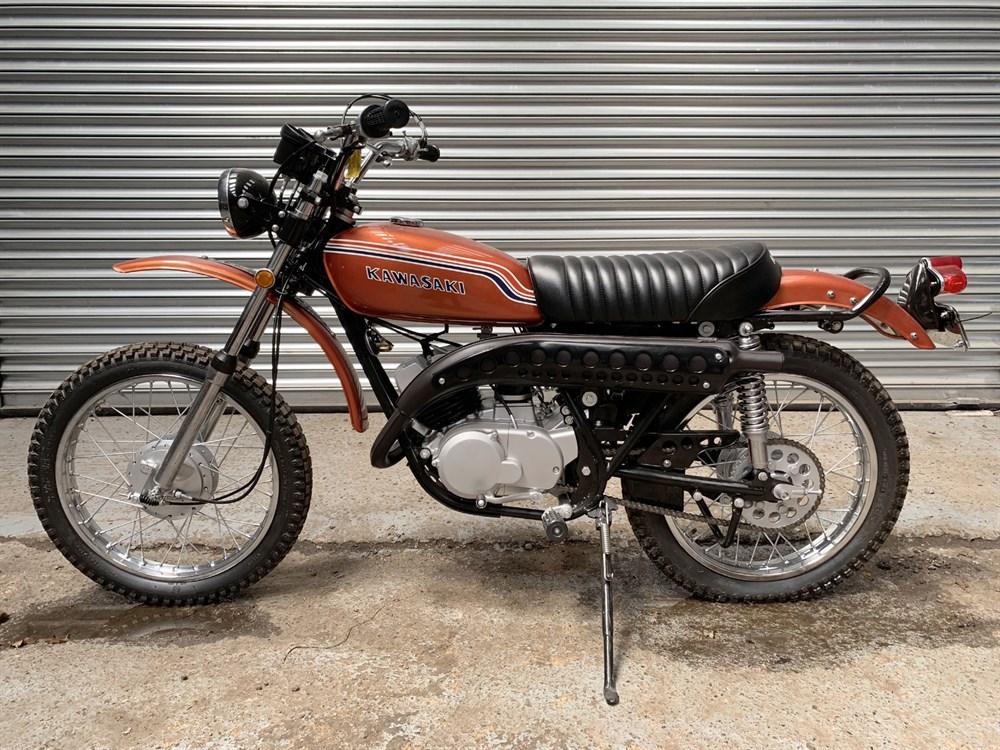 Lot 11-1972 Kawasaki F6-A
