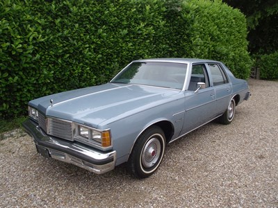 Lot 51 - 1978 Pontiac Catalina