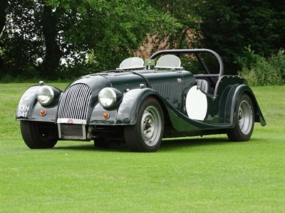 Lot 54 - 1957 Morgan Plus 4