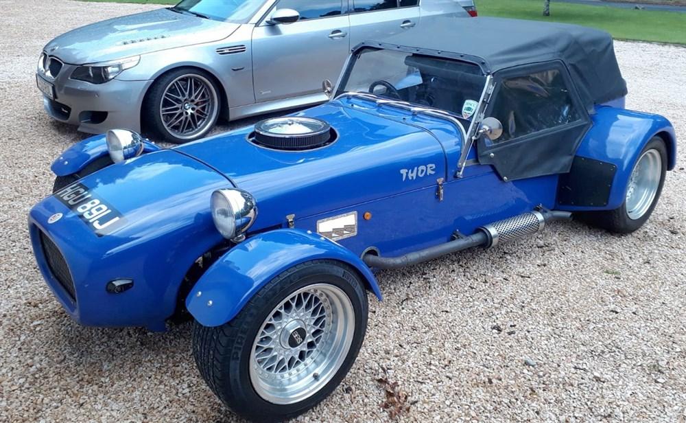 Lot 30-1971 Formula 27 4.0 V8
