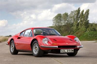 Lot 40-1974 Ferrari Dino 246 GT