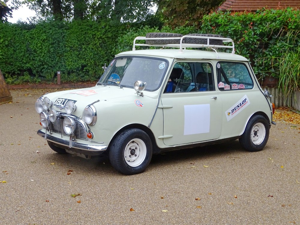 Lot 20-1960 Morris Mini Cooper S Evocation