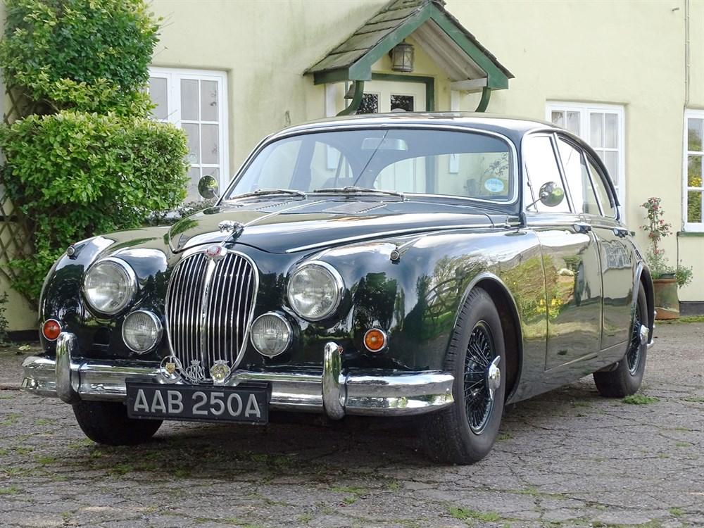 Lot 39 - 1963 Jaguar MK II 3.8 Litre