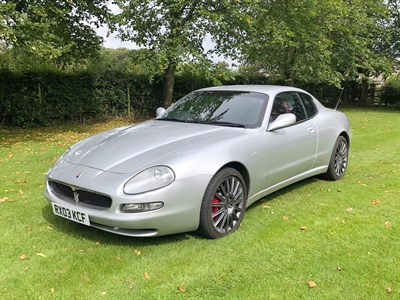 Lot 18-2003 Maserati 4200 GT