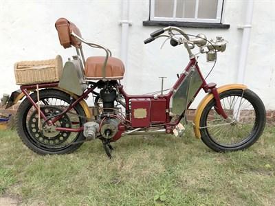 Lot 82-1904 Auto-Fauteuil 270cc