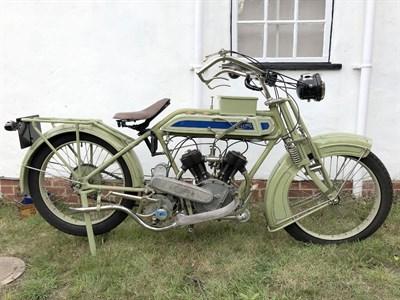 Lot 83-c.1915 Clyno 750cc