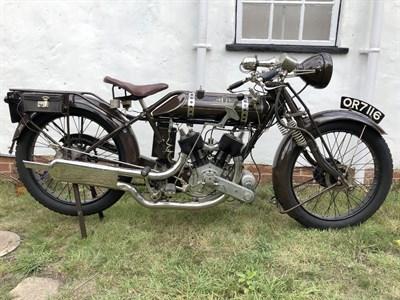 Lot 85-1925 NUT 700cc