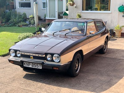 Lot 28-1978 Reliant Scimitar GTE SE6A