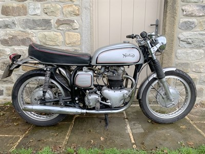 Lot 25-1964 Norton Atlas
