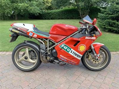 Lot 30-1995 Ducati 916 Biposto