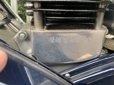 Lot 52-1968 Velocette Thruxton