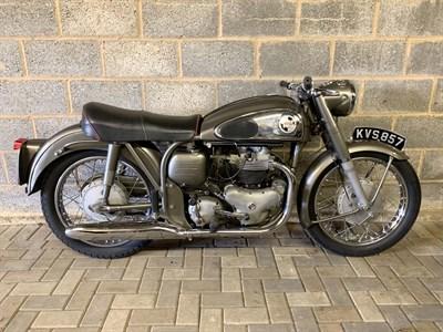 Lot 34-1958 Norton Dominator 88